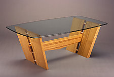 Coffee Table by John McDermott (Wood Coffee Table)