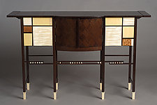 PM Series Buffet by Jeff Hilber (Wood Buffet Table)