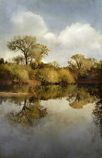 Lake Lodi I by Thea Schrack (Color Photograph)