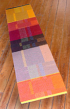 Afterglow Runner by Claudia Mills (Cotton Rug)