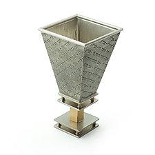 I Am My Beloved Wedding Cup by Joy Stember (Metal Drinkware)