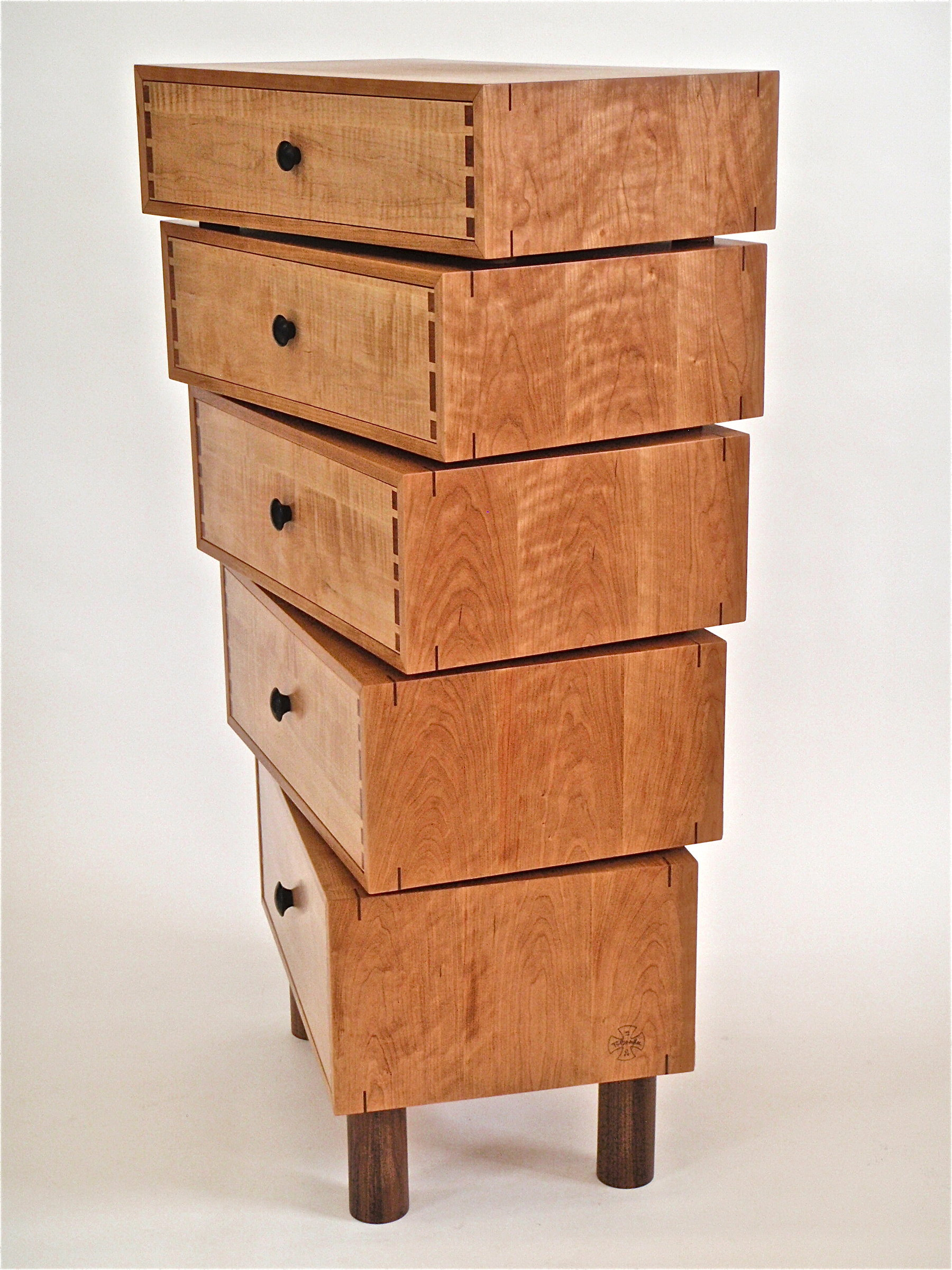 wood product thos det drawer case seven lr dresser moser