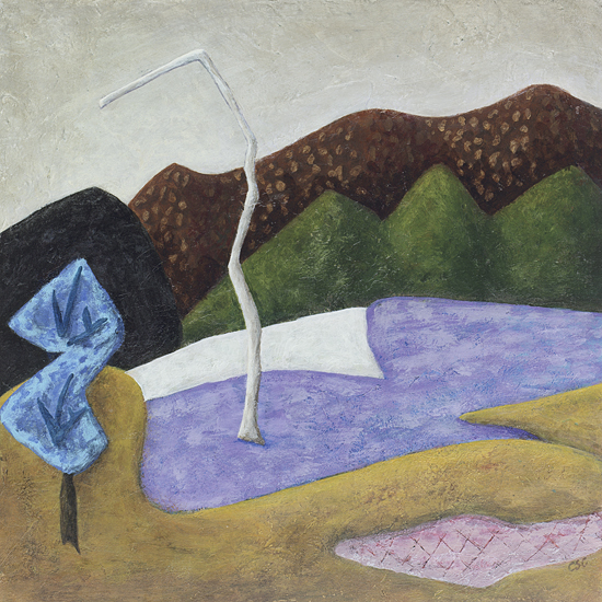 Autumn: After Milton Avery
