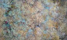 Written In Stone by Nancy Eckels (Acrylic Painting)
