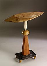 Tailwind by Derek Secor Davis (Wood Console Table)