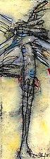 Santa Fe Angels - Angel 1 by Roberta Ann Busard (Giclee Print)