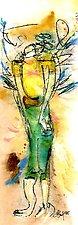 Santa Fe Angels - Angel 2 by Roberta Ann Busard (Giclee Print)