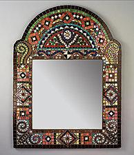 Bohemia by Sandra Bryant and Carl Bryant (Mosaic Mirror)