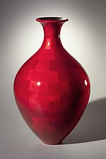 Amphora by Joel Hunnicutt (Wood Sculpture)