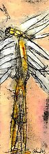 Santa Fe Angels - Angel 4 by Roberta Ann Busard (Giclee Print)