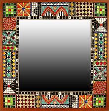 Mirror Mirror by Sandra Bryant and Carl Bryant (Mosaic Mirror)