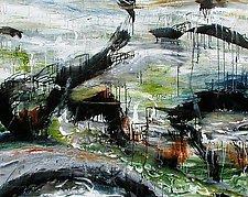Sobre el Rio by Stephen Yates (Acrylic Painting)