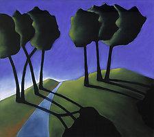 Hilltop by Jaime Ellsworth (Giclée Print)