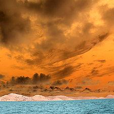 Cloudscape 5 by Marcie Jan Bronstein (Color Photograph)