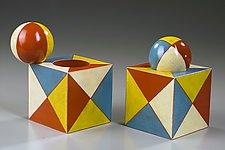 Box by Emi Ozawa (Sculptural Box)