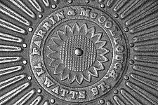 71 Watts_Pa 27_003 by Allan Baillie (Black & White Photograph)