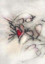 Fairy Heart by Roberta Ann Busard (Giclee Print)