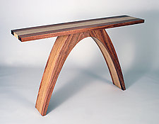 Arched Console by Kerry Vesper (Console Table)