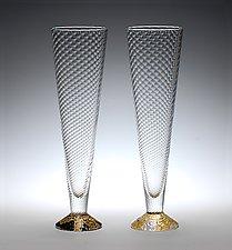 Flute by Tom Stoenner (Art Glass Flute)