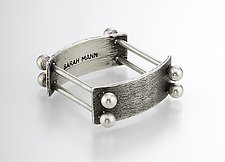 Collapsible Ring by Sarah Mann (Silver Ring)