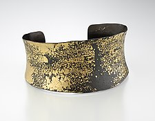 Twilight Cuff by Pat Flynn (Iron & Gold Cuff)