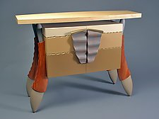 Crest of the Jones by Brent Skidmore (Wood Console/Buffet)