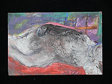 Reclining by Rene Levy (Oil Painting)