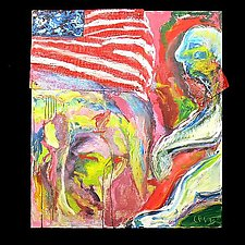 The Patriot by Rene Levy (Oil Painting)