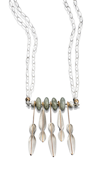 High Wire Pods Necklace