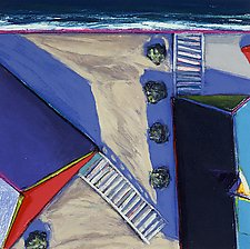 Coastal Shadows 4 by Doug Morris (Giclée Print)