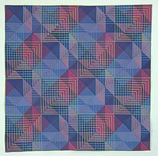 PW Block #8 by Ellen Oppenheimer (Art Quilt)