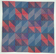 PW Block #3 by Ellen Oppenheimer (Art Quilt)