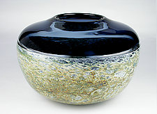 Water's Edge by Daniel Scogna (Art Glass Vase)