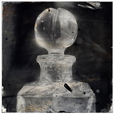 Decanter by John Maggiotto (Black & White Photograph)