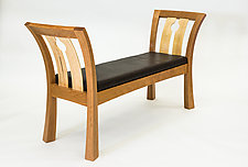 Bench 2016 by Todd  Bradlee (Wood Bench)
