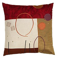 Confetti by Susan Hill (Pillow)