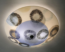 Burst: Ceiling by Joan Bazaz (Glass Ceiling Light)
