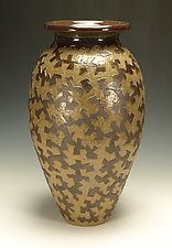 Puzzle Vessel by Lance Timco (Ceramic Vessel)