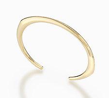 Stack Cuff Bracelet by Britt Anderson (Gold Bracelet)