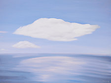The Cloud by Jane Troup (Giclée Print)