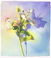 Lily by Marlies Merk Najaka (Giclée Print)