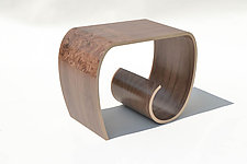 Apple Table by Kino Guerin (Wood Side Table)