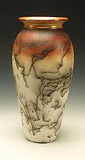 Horsehair Jar by Lance Timco (Ceramic Vessel)