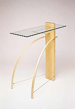 Little Ash Table by Richard Prisco (Wood Table)