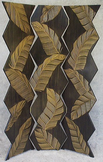 Palm Folding Screen