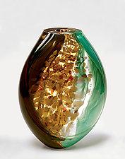 Borsetta by Randi Solin (Art Glass Vase)
