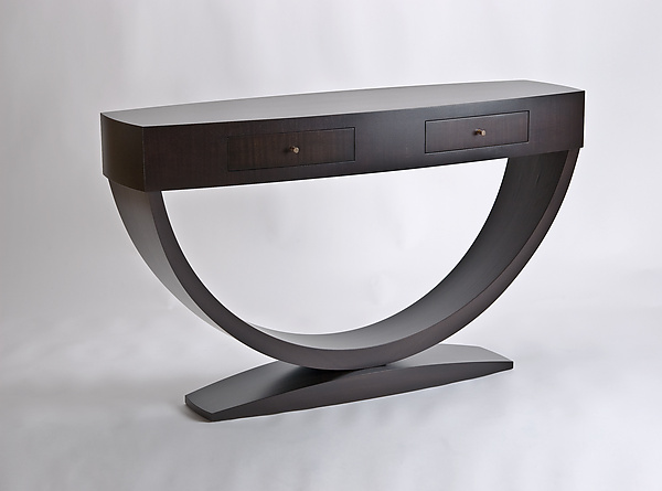 Arc Hall Table