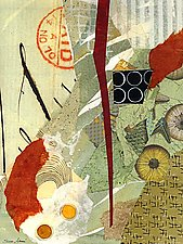 Inner Depths by Susan Adame (Giclée Print)