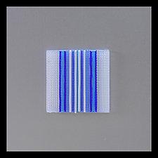 Maquette (388) by Doug Gillis (Art Glass Wall Art)