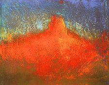 Sedona by Joan Skogsberg Sanders (Pastel Painting)